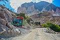 View of Ziarat Marble Mine Lakaro (as hall mark photo of Mohmand Agency).jpg