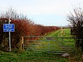 Viking Way long distance footpath - geograph.org.uk - 301705.jpg