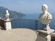 Villa cimbrone wikipedia - Giardini di villa cimbrone ...