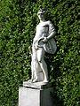 Villa reale di marlia, teatro d'acqua, statua 04 adone.JPG