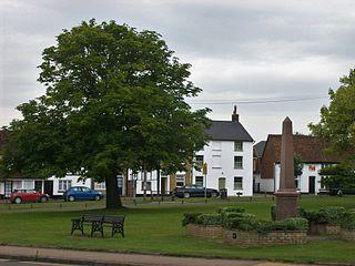 Toddington, Bedfordshire Human settlement in England
