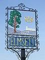 Village sign Elmsett - geograph.org.uk - 984492.jpg