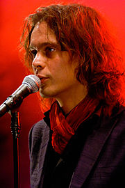 e439ffd9e Ville Valo performing at Ilosaarirock in July 2007