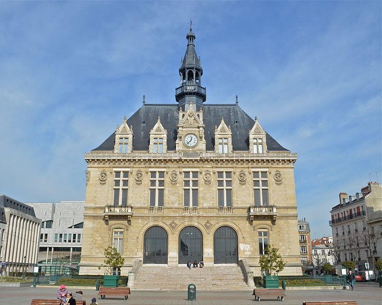 Hôtel de ville de Vincennes - Val-de-Marne