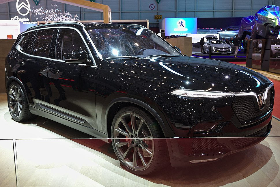 Vinfast Lux V8 Genf 2019 1Y7A5702