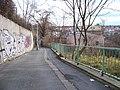 Vinohrady, stezka od ulice Jana Masaryka k ulicím Na Kleovce a Perucká.jpg