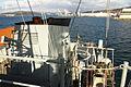 """Vista de la popa desde la cubierta superior del """"Atalaya"""" (16004597394).jpg"""