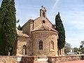 Vista lateral de la ermita de san acisclo y santa victoria-Cordoba.jpg