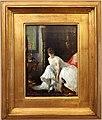 Vito d'ancona, signora in bianco, 1850-84 ca.jpg