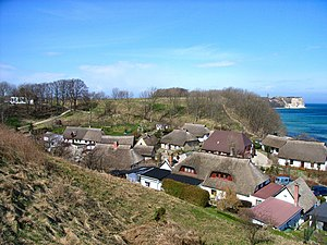 Vitt - Vitt fishing village