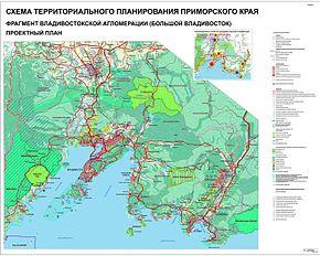 планировка и застройка жилой зоны владивостока