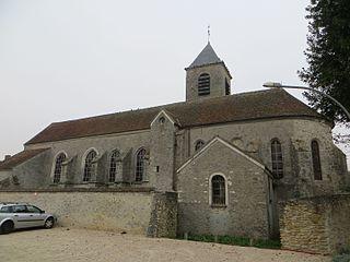 Voinsles Commune in Île-de-France, France