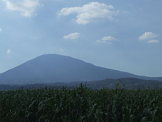 Jocotitlán (volcano) - Image: Volcán Jocotitlán