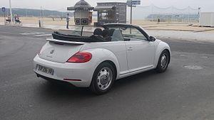 Volkswagen Beetle (A5) - Convertible