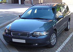 Volvo V70 — Wikipédia
