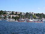 Vom Flensburger Drachenbootrennen, 2013, Bild 03.JPG