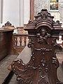 Vordere Kirchenbank in der Augustinerkirche.jpg