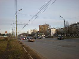 Воткинское шоссе