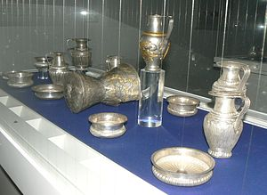 Vratsa - Rogozen Treasure – the biggest Thracian treasure that was ever discovered on the territory of Bulgaria