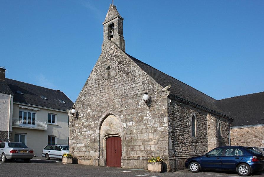 Chapelle Saint-Cry,  Fr-56-Nivillac.