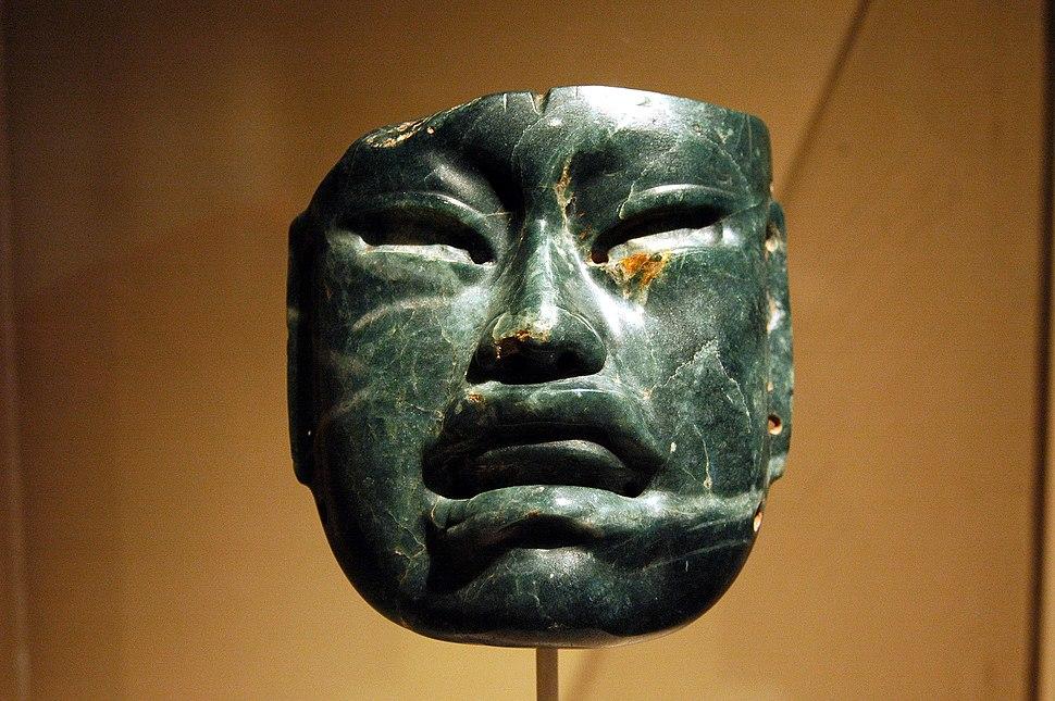 WLA metmuseum Olmec Jadeite Mask 3