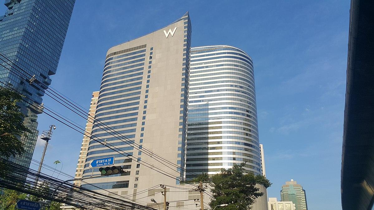W Bangkok Wikipedia