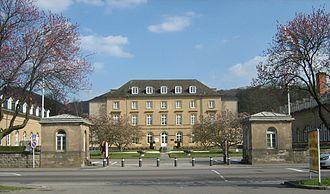 Walferdange Castle - Walferdange Castle