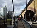 Walkway at Limehouse Basin - geograph.org.uk - 1521812.jpg