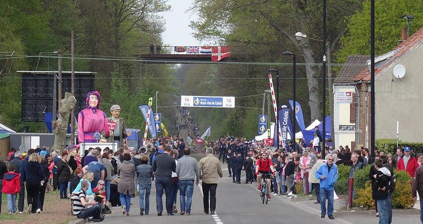 Wallers - Paris-Roubaix, le 13 avril 2014 (04).JPG
