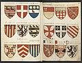 Wapenboek Beyeren (armorial) - KB79K21 - folios 030v (left) and 031r (right).jpg
