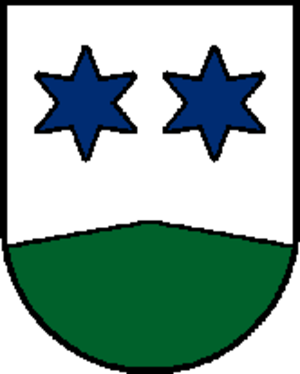 Berg im Attergau - Image: Wappen at berg im attergau