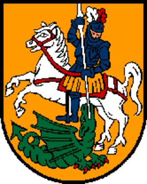 Sankt Georgen an der Gusen - Image: Wappen at st georgen an der gusen
