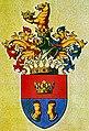 Wappen der Freiherren von Flondor 1913.jpg