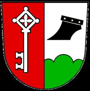Plowshare - Image: Wappen erlbach