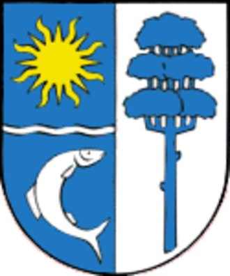 Lubmin - Image: Wappen lubmin