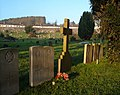 War graves at Torquay cemetery - geograph.org.uk - 298490.jpg