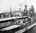 Warship, port Fortepan 25522.jpg
