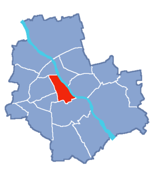 Śródmieście, Warsaw - Image: Warszawa Śródmieście