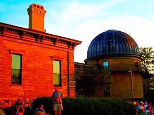 Washburn Observatory - Image: Washburn Observatory panoramio
