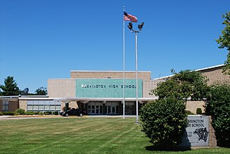 South Bend Community School Corporation - Washington High School South Bend.
