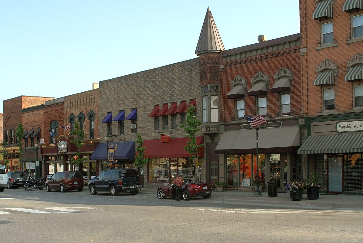 Oxford Charter Township, Michigan - Wikipedia