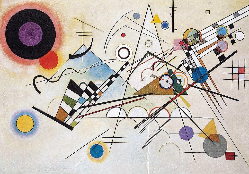 Wassily Kandinsky Composition VIII.jpg