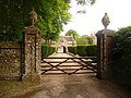 Waterston, entrance to the manor - geograph.org.uk - 1343339.jpg