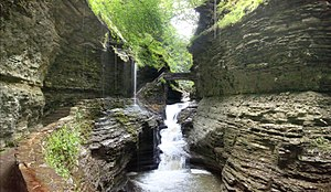 Watkins Glen, New York - Watkins Glen State Park