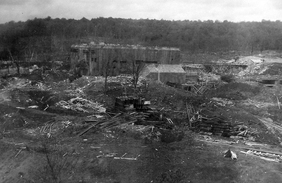 Watten site low level recce July 1944