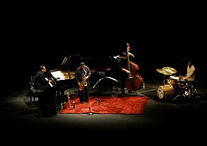 Wayne Shorter - The Wayne Shorter Quartet at the Teatro degli Arcimboldi, Milan, 2010