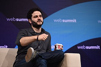 Dustin Moskovitz - Moskovitz speaking at Web Summit 2017