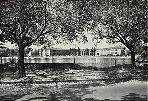 Wesley College (Victoria) - St. Kilda Road Campus (1930s)