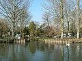 West entrance of Lechlade Riverside Marina - geograph.org.uk - 333616.jpg
