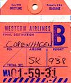 Western Airlines bag tag 1972-08-22 1.jpg